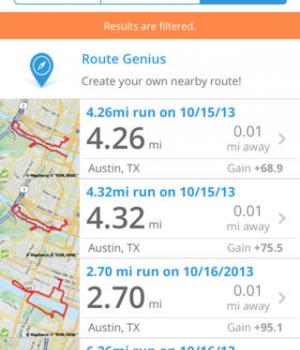 Run with Map My Run Ekran Görüntüleri - 2