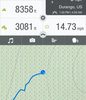 Runtastic Mountain Bike Ekran Görüntüleri - 5