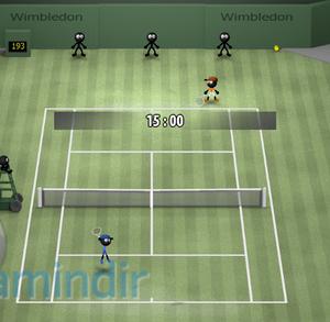 Stickman Tennis 2015 Ekran Görüntüleri - 5