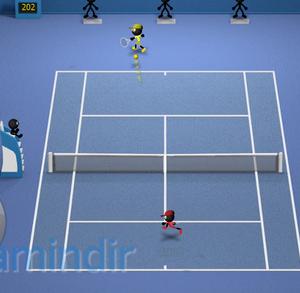 Stickman Tennis 2015 Ekran Görüntüleri - 4