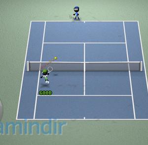 Stickman Tennis 2015 Ekran Görüntüleri - 2