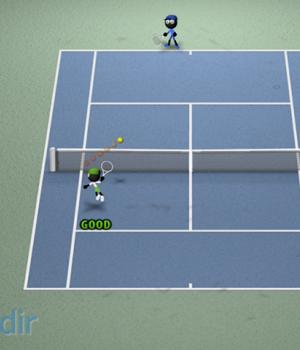 Stickman Tennis 2015 Ekran Görüntüleri - 1