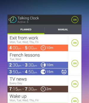 Talking Clock Ekran Görüntüleri - 4