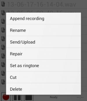 Tape-a-Talk Voice Recorder Ekran Görüntüleri - 2