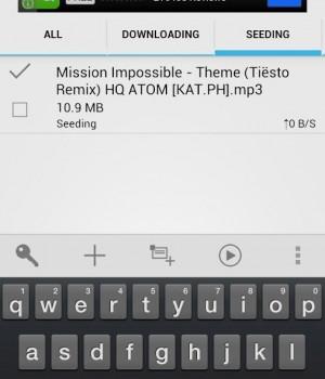 Torrent Downloader Client Ekran Görüntüleri - 1