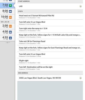 TripIt Travel Organizer – Free Ekran Görüntüleri - 2