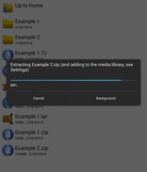 XZip Ekran Görüntüleri - 4