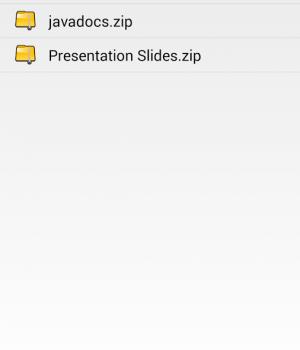 Zip Viewer Ekran Görüntüleri - 1