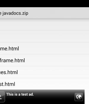 Zip Viewer Ekran Görüntüleri - 3