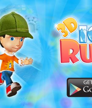 3D Ice Run Ekran Görüntüleri - 2