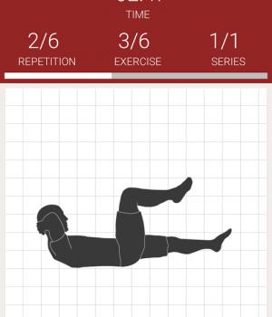 Abs workout Ekran Görüntüleri - 3