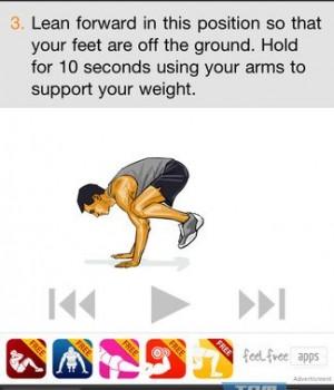 Arm Workouts Free Ekran Görüntüleri - 1