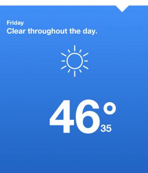 Authentic Weather Ekran Görüntüleri - 1