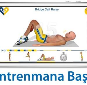 Bacaklar için Antrenman ve Egzersiz Ekran Görüntüleri - 3