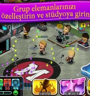 Band Stars Ekran Görüntüleri - 4