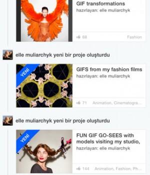 Behance Ekran Görüntüleri - 5