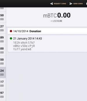 Bitcoin Wallet Ekran Görüntüleri - 3