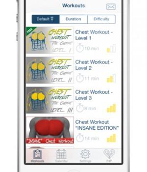 Chest Workout Ekran Görüntüleri - 5