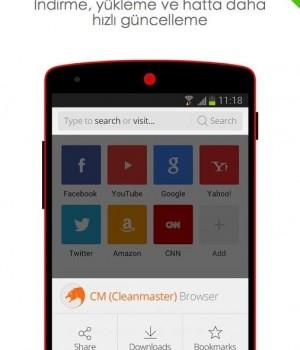 CM Browser Ekran Görüntüleri - 2