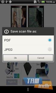 CMC Image Scanner Ekran Görüntüleri - 1