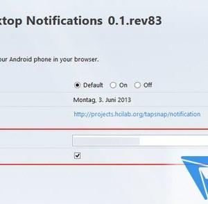 Desktop Notifications for Android Ekran Görüntüleri - 2