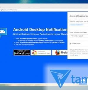 Desktop Notifications Ekran Görüntüleri - 1