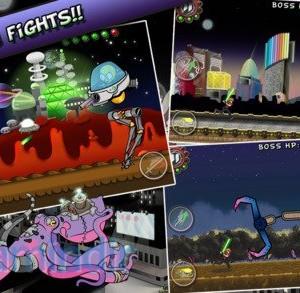 Don't Run With a Plasma Sword Ekran Görüntüleri - 2