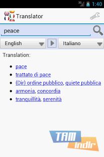 English Translator Ekran Görüntüleri - 2