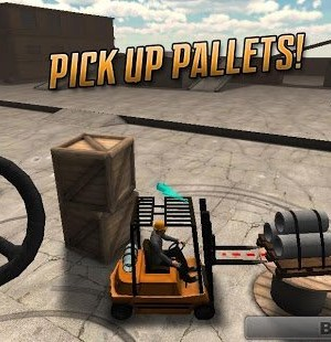 Extreme Forklifting Ekran Görüntüleri - 1