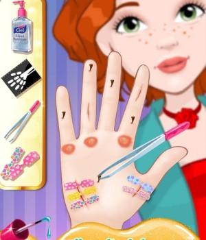 Fancy Nail Shop Ekran Görüntüleri - 1
