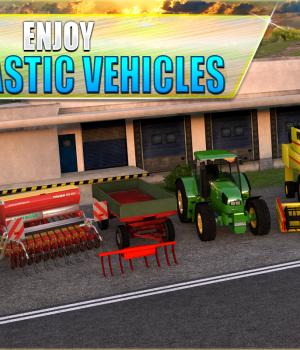 Farm Tractor Simulator 3D Ekran Görüntüleri - 1