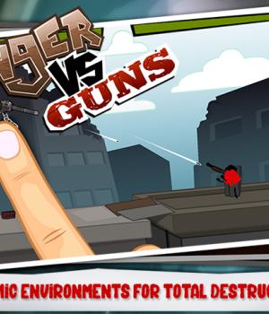 Finger Vs Guns Ekran Görüntüleri - 2