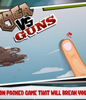 Finger Vs Guns Ekran Görüntüleri - 1