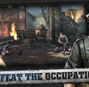 Frontline Commando: D-Day Ekran Görüntüleri - 2
