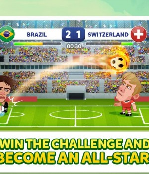 Head Soccer - Brazil Cup 2014 Ekran Görüntüleri - 5