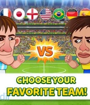 Head Soccer - Brazil Cup 2014 Ekran Görüntüleri - 3
