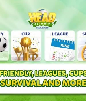 Head Soccer - Brazil Cup 2014 Ekran Görüntüleri - 2
