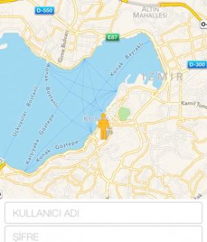 İzmir Eczacı Odası Nöbetçi Eczane Ekran Görüntüleri - 1