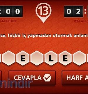 Kelime Oyunu Ekran Görüntüleri - 4