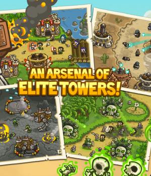 Kingdom Rush: Frontiers Ekran Görüntüleri - 2