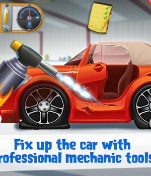 Mechanic Mike - First Tune Up Ekran Görüntüleri - 4