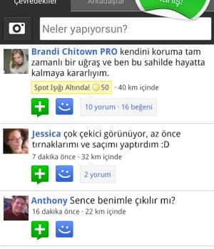 MeetMe Ekran Görüntüleri - 2