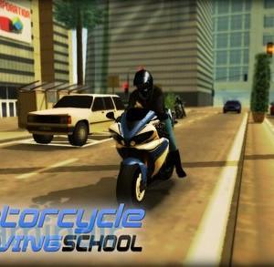 Motorcycle Driving 3D Ekran Görüntüleri - 3