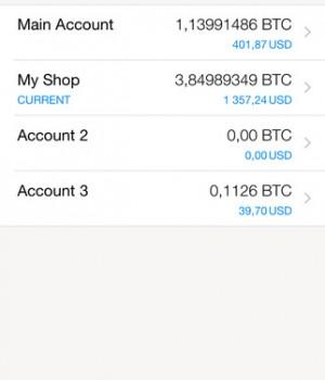 Mycelium Bitcoin Wallet Ekran Görüntüleri - 4