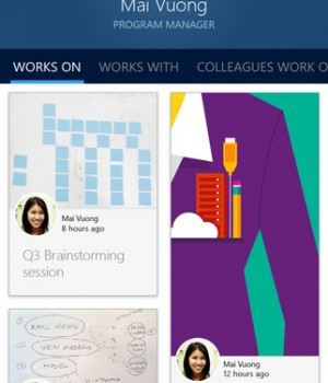 Office Delve Ekran Görüntüleri - 3