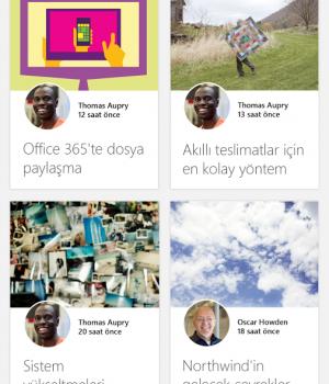 Office Delve Ekran Görüntüleri - 1