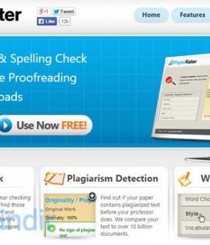 PaperRater Ekran Görüntüleri - 2