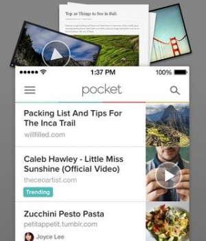 Pocket Ekran Görüntüleri - 4