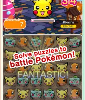 Pokémon Shuffle Mobile Ekran Görüntüleri - 1