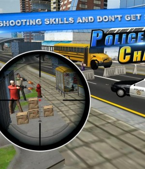 Police Sniper Chase 3D Ekran Görüntüleri - 3
